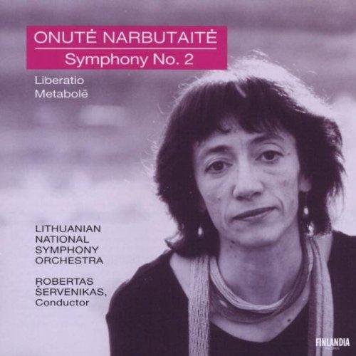 Onute Narbutaite - Symphony No. 2
